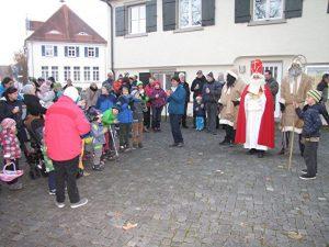 Nikolaus @ Kirchplatz