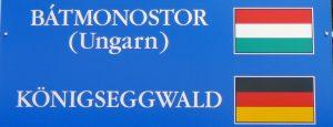 Besuch unserer Partnergemeinde Bátmonostor in Königseggwald