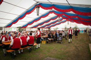 Sommerfest & Geburtstagsparty Musikverein @ Festzelt