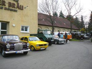 Oldtimer Treffen @ Brauereigelände